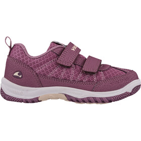 Viking Footwear Bryne Shoes Barn bordo/violet